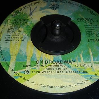 45 RPM SINGLE....#221 - Records