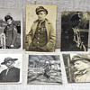 Photos of a Soldier and News Clipping