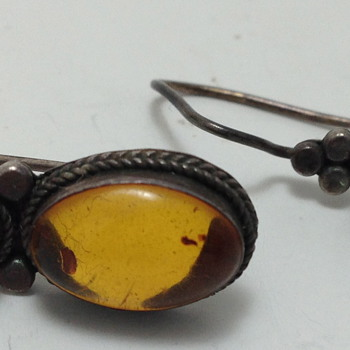 3 Pairs of Sterling Silver Earrings