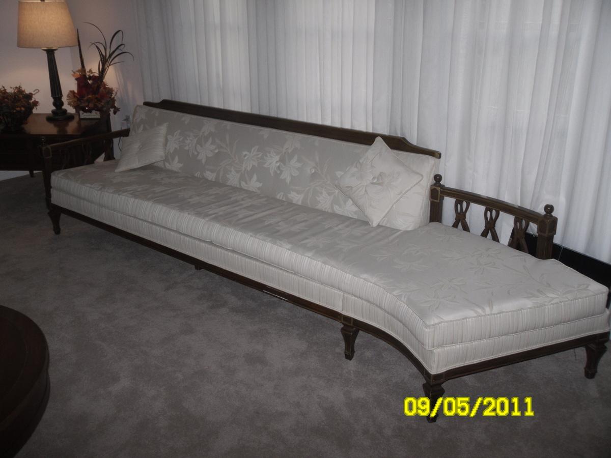 vintage 60s furniture. Vintage 60s-70s (?) Sofa - 108\ 60s Furniture