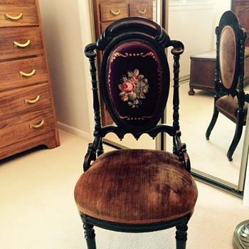 My Grandmother's Chair