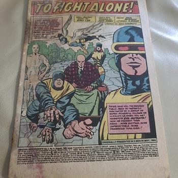 Amazing Adventures vol 2 no 9 August 1980 comic question Stan Lee - Comic Books