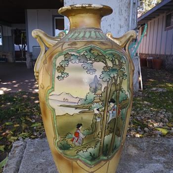 Japanese Urn - Asian