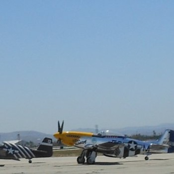 Planes Of Fame Airshow 2014 - Military and Wartime