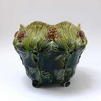 Rörstrand flower pot