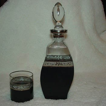 Decanters or Ewers from Persia