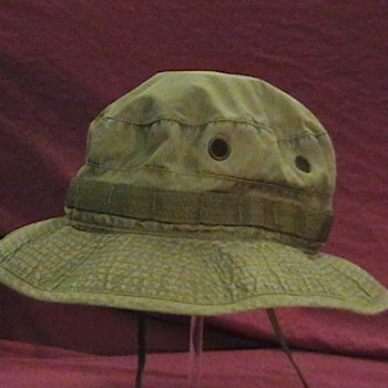1968 Vietnam Era U.S. Army Boonie Hat