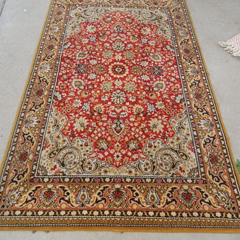 Antique or modern rug?  - Rugs and Textiles