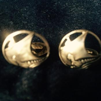 Danish Cufflinks - Fine Jewelry