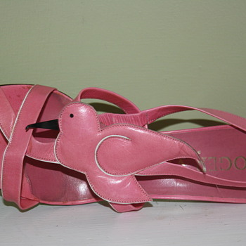 Roger Vivier bird sandals - Shoes