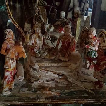 Egyptian??? - Folk Art