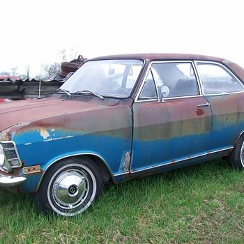 1969 Opel Kadett L