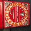 Vintage D. Lazzaroni & C. Saronno Milano Tin Can