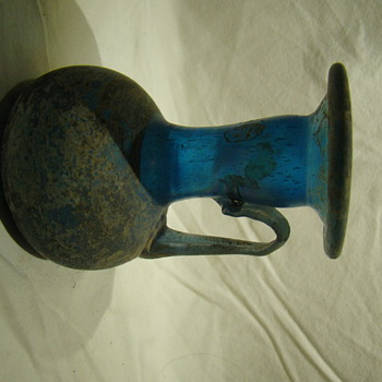 Mid 14Cth islamic jug - Art Glass