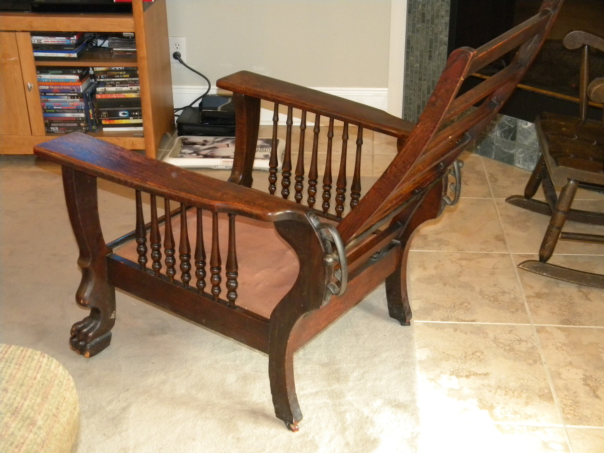 : antique morris chair value - Cheerinfomania.Com