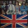 The Who! Cardboard Promo!
