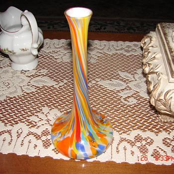 Unknown Bohemian - Art Glass