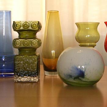 Riihimäen Lasi - Art Glass