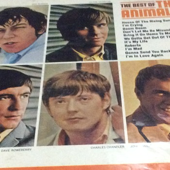 They already had a Best of by February 1966  - Records