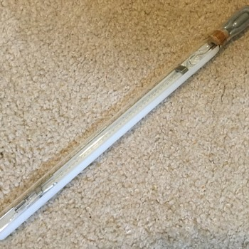 Unknown type of temperature thermometer - Tools and Hardware