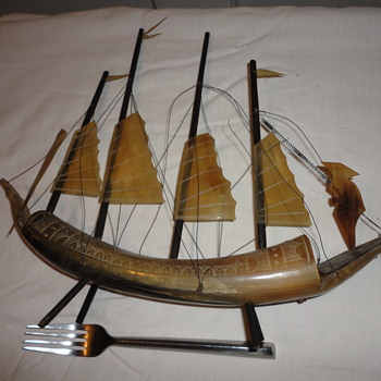 Nautical Art Sculpture - Fine Art