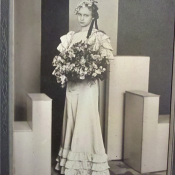 Photo of my great Aunt - Photographs