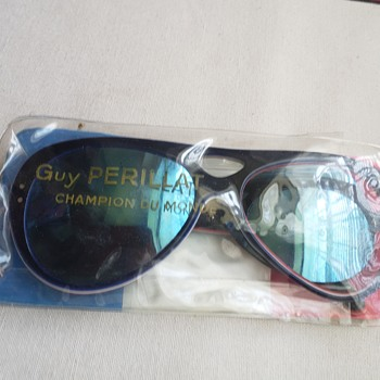 Guy Perillat Ski Glasses 1960's - Accessories