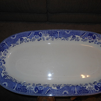 Copeland Spode grasshopper pattern - China and Dinnerware