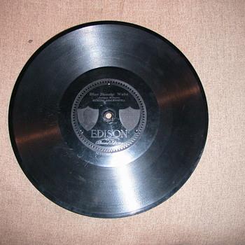 Edison Diamond Disc Re-Creations - Records
