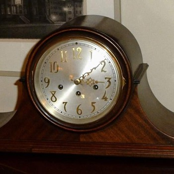 Seth Thomas #75 Grand Westminster Chime Clock - Clocks