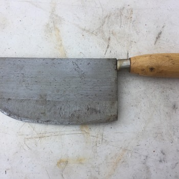 Meat cleaver, skinner - Tools and Hardware