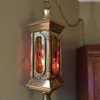 Vintage 1970's lamps - Lamps
