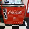 """Ideal"" 55 slider Coke Machine"