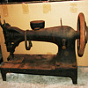 Singer Industrial Sewing Machine from 1889