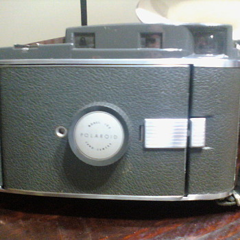 Vintage Polaroid 160 Land Camera