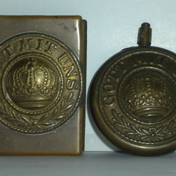 Antique German Lighter - Military and Wartime