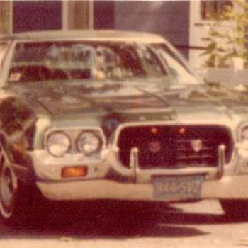 1972 - Ford Gran Torino - Classic Cars