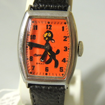 1947 DISNEY WATCHES - Advertising