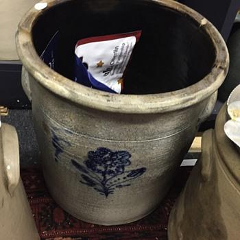 Crocks Seeking information any input welcome - Pottery