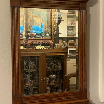 Greek Revival Dressing Mirror - Furniture
