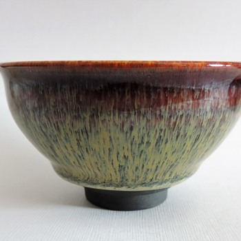 Jian hare's fur teabowl  - Asian