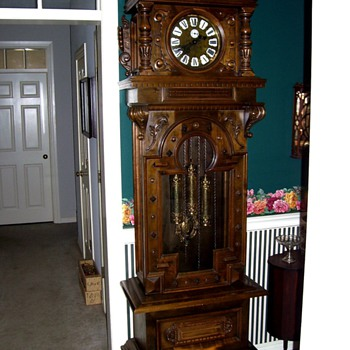 Gazo  Grandfather Clock - Clocks