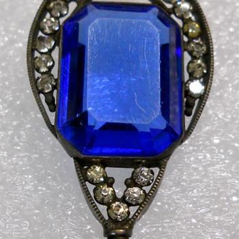 Victorian/Edwardian Stickpin or Hair pin ?? - Fine Jewelry