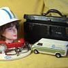 telephone repairman stuff