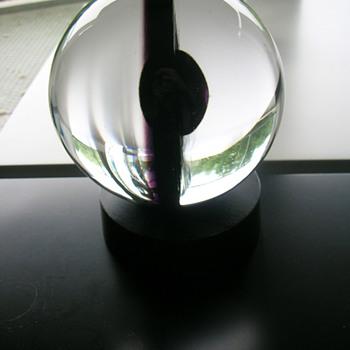winnie teschmacher  (born 1958 ) - Art Glass