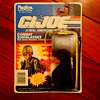 1991 GI Joe Sunglasses Black Combat Gear