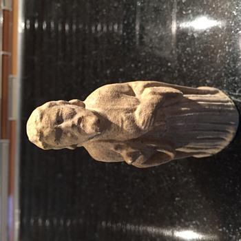 Stone Jesus Figure - Figurines