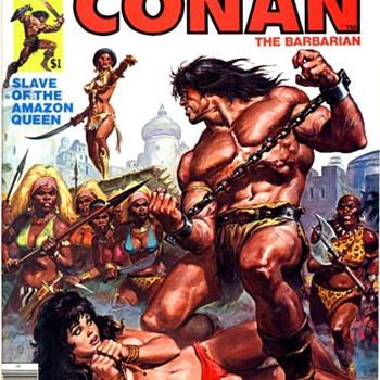 Sword of CONAN!