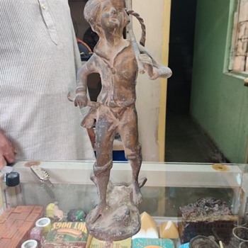 Bronze figure - Fine Art