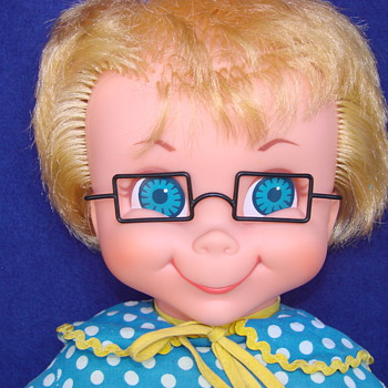 My favorite childhood doll. Mrs. Beasley - Dolls